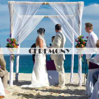 LEARN ABOUT OUR CEREMONY SERVICES