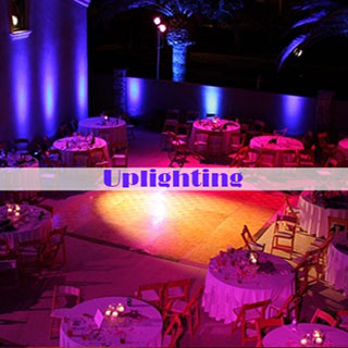 LEARN HOW TO MAKE YOUR CEREMONY BEAUTIFUL WITH UPLIGHTING